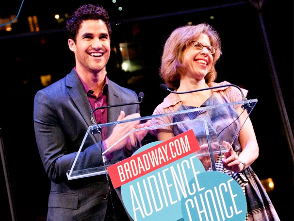 Get a Front Row Seat! A Photo Scrapbook of the 2012 Broadway.com Audience Choice Awards Ceremony