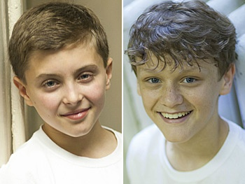 Ben Cook and Noah Parets Step Up to the Barre as New Leads in Billy Elliot Tour