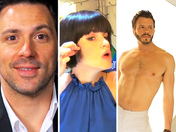 Top Five! A Tony Hunk, a Crossdresser and a Hoofer Featured on Most Popular Videos of the Week