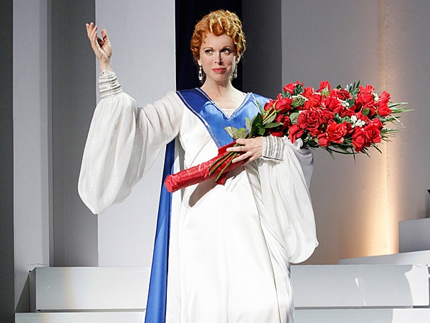 Carolee Carmello to Play Aimee Semple McPherson in Broadway Premiere of Scandalous
