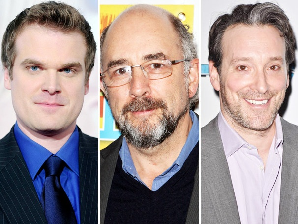David Harbour, Richard Schiff and Jeremy Shamos to Join Al Pacino in Glengarry Glen Ross