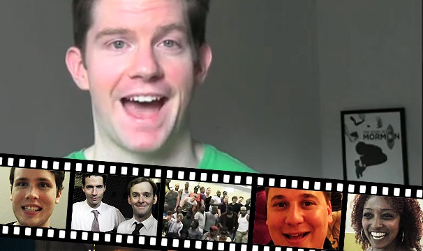 The Book of Rory: Rory O'Malley Visits the Touring Cast of The Book of Mormon