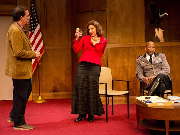 Get a First Look at the World Premiere of A.R. Gurney's Heresy, Starring Kathy Najimy, Annette O'Toole & More