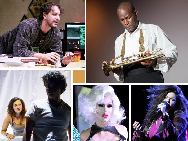 RuPaul Drag Diva Sharon Needles Goes Legit, Thomas Sadoski Gets Into Gaming & More Cross-Country Highlights