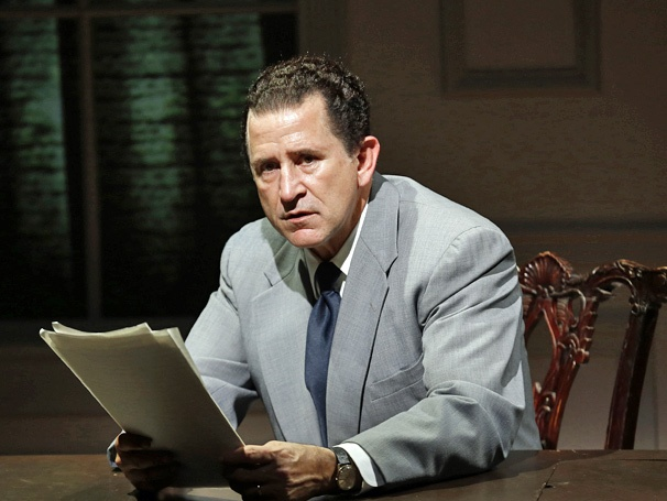 Checkers, Starring Anthony LaPaglia as Nixon, Opens Off-Broadway