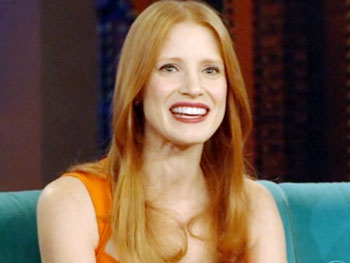 Watch The Heiress Star Jessica Chastain 'Geek Out' Over Whoopi Goldberg on The View