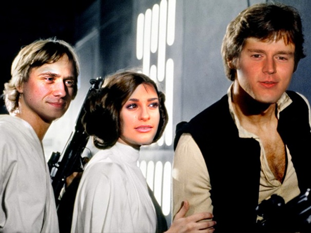 Stars in Space! Aaron Tveit, Benjamin Walker and Lea Michele Lead Our Dream Cast for Star Wars: The Musical