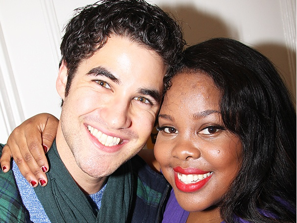 From Harlem Jazz to Porn Stars: Glee's Darren Criss Enjoys a Theater Weekend in NYC