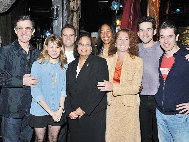 Peter and the Starcatcher Hosts Special Matinee for NYC Theater Students
