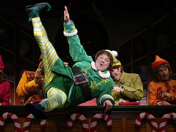 Elf's Jordan Gelber on Wanting to Be Superman, Working with Christopher Walken & Why NYC Isn't on Santa's Naughty List