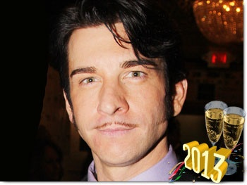The Mystery of Edwin Drood's Andy Karl Resolves to Have Better Skin in 2013