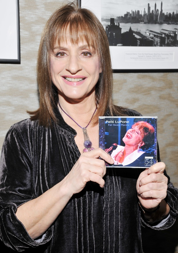 Patti LuPone Transports Fans to Far Away Places at CD Release Event
