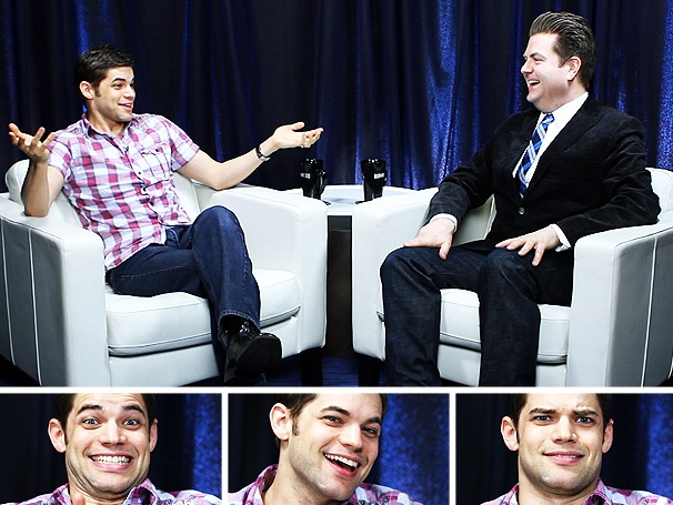 Jeremy Jordan on Playing Bad Boys, Getting Beat by Laura Osnes & How His New Smash Role is Like a Stiff Drink