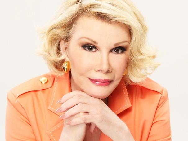 Weekend Poll: Which Role Would You Love to See Joan Rivers Tackle on Broadway?