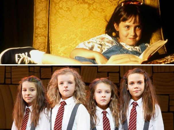 I'm a Miracle! How Roald Dahl's Matilda Went from Mischievous Children's Classic to Magical Broadway Musical