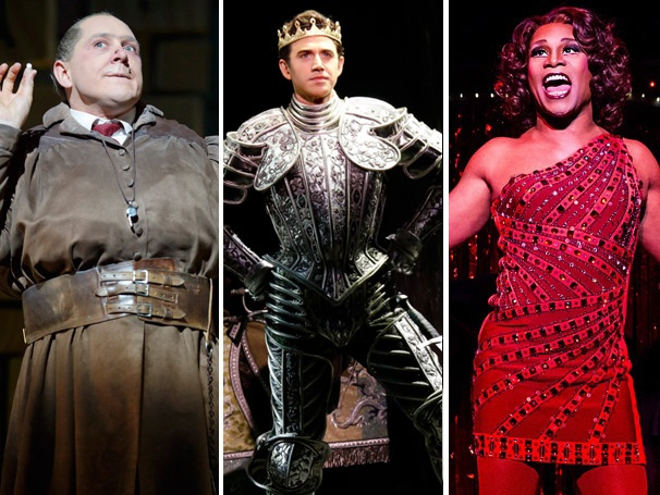 Going for 2013 Tony Gold! Handicapping the Race for Best Actor in a Musical