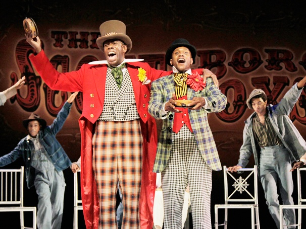 Colman Domingo & Forrest McClendon to Reprise Their Roles in The Scottsboro Boys at London's Young Vic