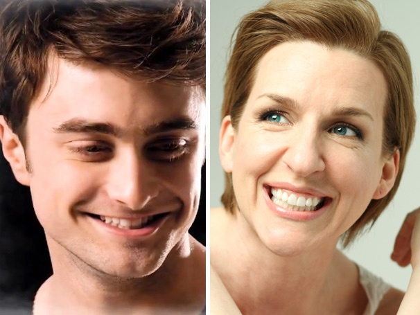 Daniel Radcliffe Chats with Susan Blackwell About Shrunken T-Shirts and Starring in London's Cripple of Inishmaan