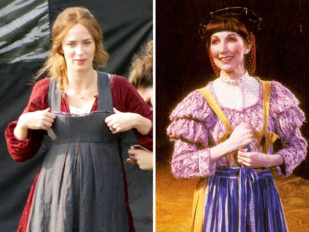 Joanna Gleason on the 'Brilliant' Film Casting of Emily Blunt in Into the Woods