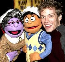 Barrett Foa Moves into a Starring Role in Avenue Q