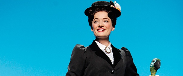 What's Up, Laura Michelle Kelly? The Mary Poppins Star's Jolly Holiday on Broadway