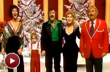 Broadway Holiday Flashback! Bernadette Peters Dreams of a 'White Christmas' with Sonny and Cher