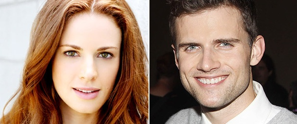 Teal Wicks and Kyle Dean Massey Will Head to Oz as Wickeds New Elphaba and Fiyero 