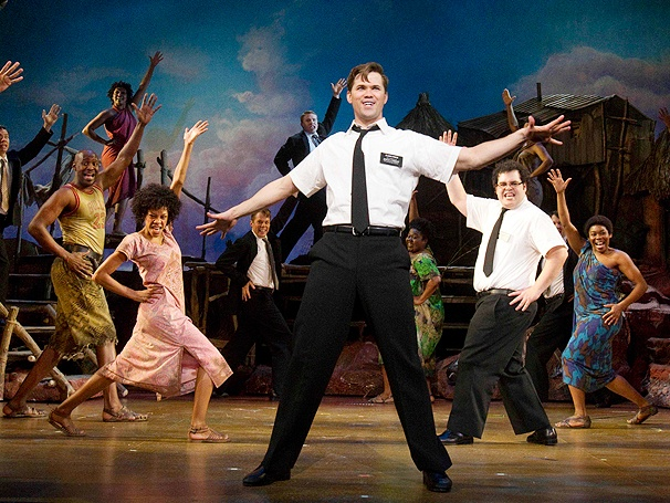 Two by Two to London: The Book of Mormon Eyes Prince of Wales Theatre for 2013