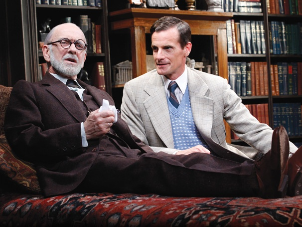 Mark H. Dold and Martin Rayner Return to Freuds Last Session Off-Broadway