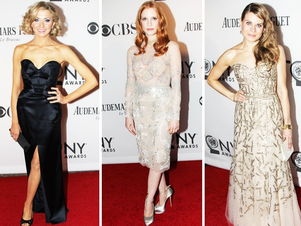 Fashion Stars! Broadway.com Chooses Tony Night's Best Dressed Ladies