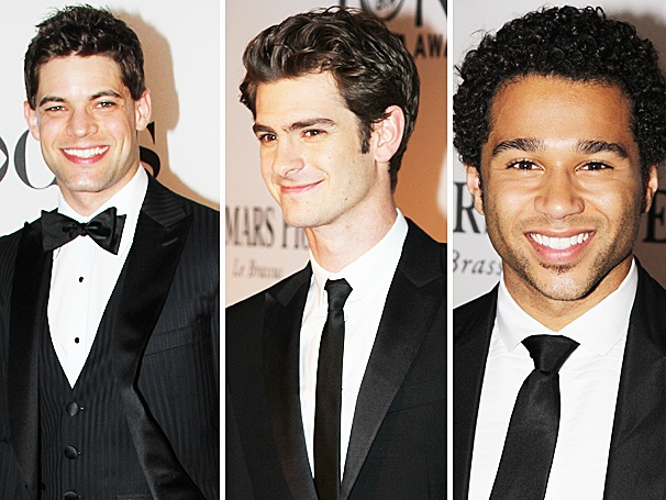 Hello, Handsome! Jeremy Jordan, Andrew Garfield & More Top List of Broadways Best Dressed Men at the Tony Awards