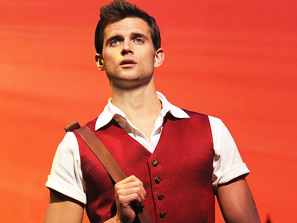 Kyle Dean Massey to Return as Fiyero in Broadway's Wicked