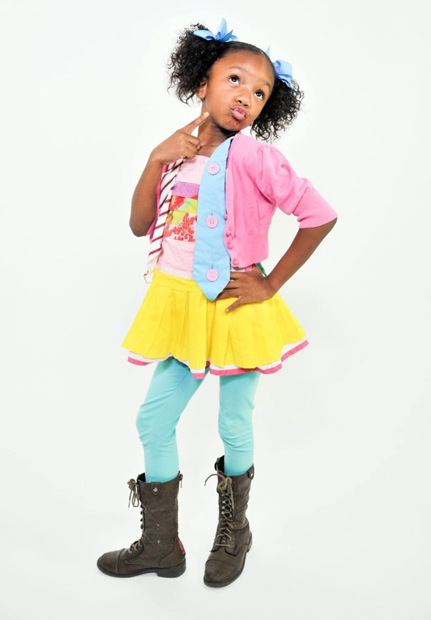 Hear What Tyrah Skye Odoms, Annies Youngest Star, Has to Say About Beyonce, One Direction and the Other Tyra