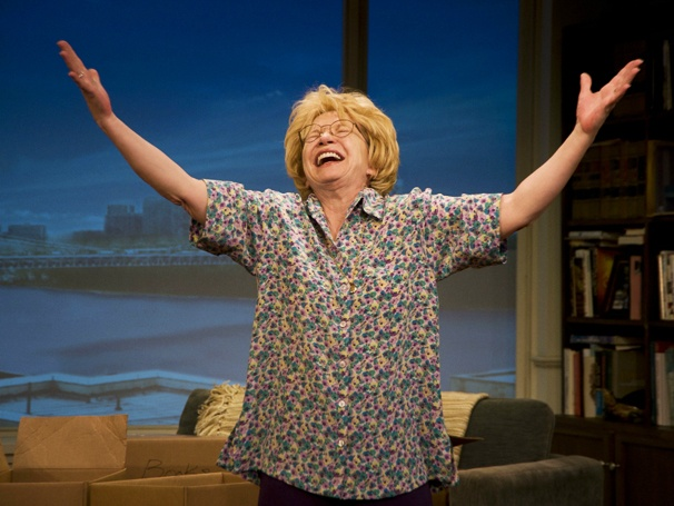 Paging Dr. Ruth! Debra Jo Rupp to Bring Solo Show Dr. Ruth, All the Way to Hartford's TheaterWorks