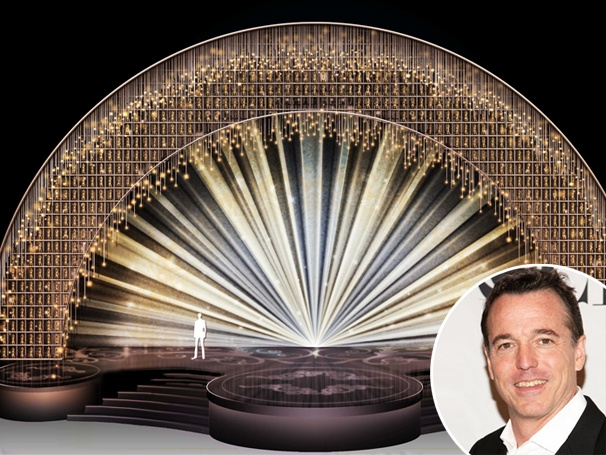 Oscars Set Designer Derek McLane Reveals Five Inspirations for Creating Hollywood's Big Night
