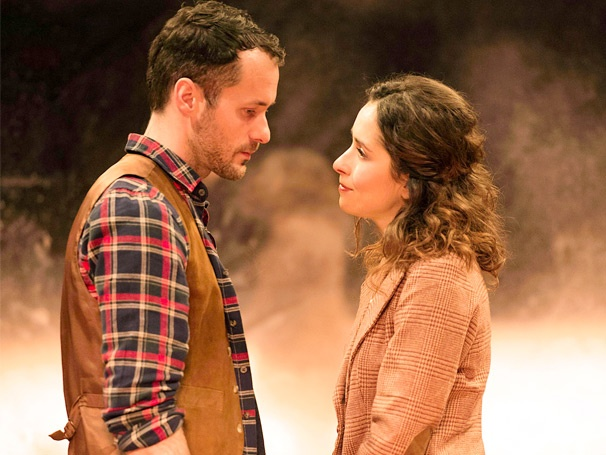Open Bar! First Look at Declan Bennett, Zrinka Cvitesic & the New West End Cast of Once