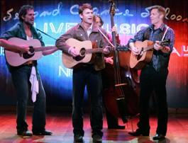 Ring of Fire: The Johnny Cash Musical Show Sets B'way Dates