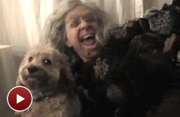 The Addams Family Home Movies With Jackie Hoffman #16: Grandma Gone Wild