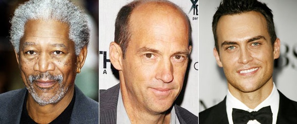Morgan Freeman, Anthony Edwards, Cheyenne Jackson and More Sign On for 8 Reading
