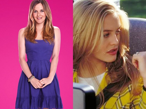 Totally Buggin'! The Performers' Alicia Silverstone Isn't Clueless About How Playing Cher Changed Her Life
