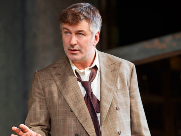 Get a First Look at Alec Baldwin, Ben Foster and Tom Sturridge in the Broadway Premiere of Orphans