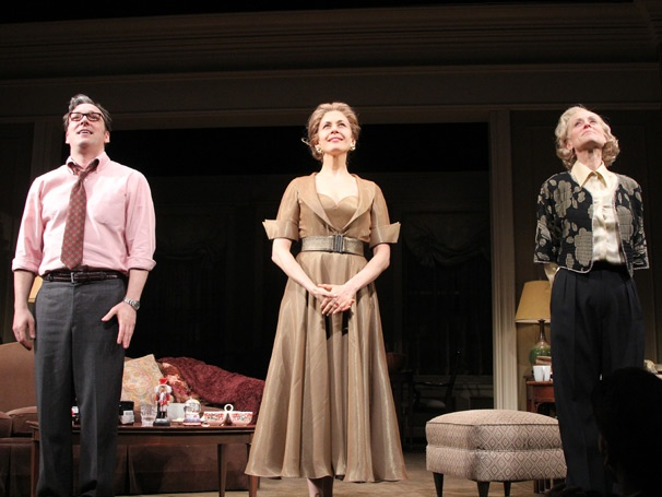 Savor the Sophisticated Opening Night of The Assembled Parties, Starring Jessica Hecht, Judith Light & Jeremy Shamos