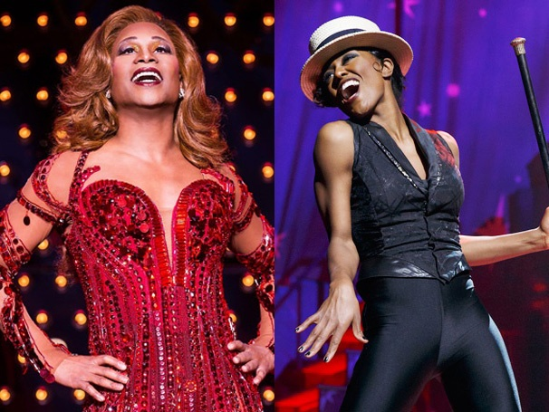 Everybody Say Yeah! Kinky Boots, Pippin Top 2013 Tony Awards