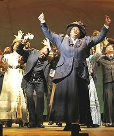 Sing Hallelujah! The Color Purple Producers Recoup $11 Million Investment