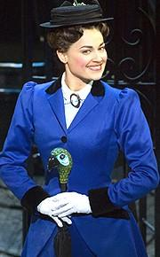 Ashley Brown to Hit the Road in Mary Poppins