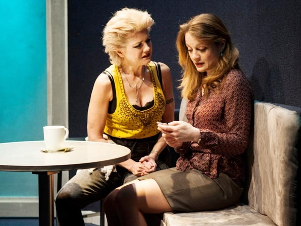 What's Up, Doc? Love Therapy, Starring Alison Fraser, Opens Off-Broadway