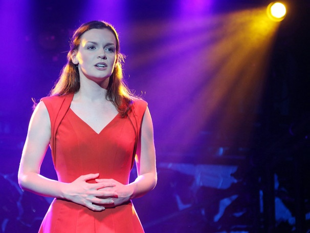 Take a Futuristic First Look at Jennifer Damiano & Co. in the Public Theater's Rock Musical Venice