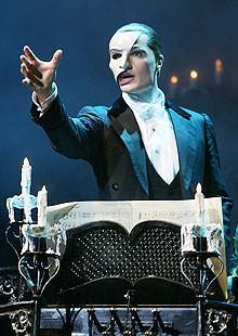 John Cudia to Headline Phantom of the Opera Tour