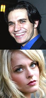 Ashley Spencer and Derek Keeling Will be Grease's Next Sandy and Danny