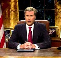 Will Ferrell to Star in You're Welcome America. A Final Night with George W. Bush on Broadway
